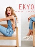 La Nouvelle Collection Printemps Été 2014 : ekyog