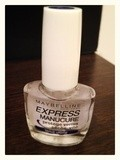 Beauty Test ... # 1 -> Express Manucure de Gemey